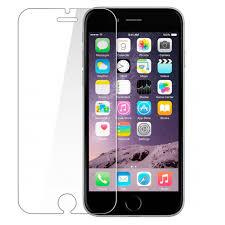 گلس بی رنگ و شفاف یا محافظ صفحه نمایش شیشه ای آیفون Glass Screen Protector Apple iPhone 6/6s/7/8