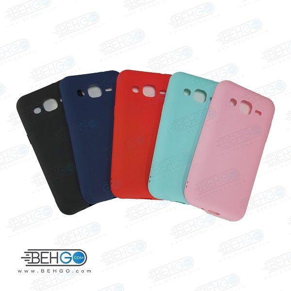 قاب گوشی سامسونگ J2 2015 کاور محافظ ژله ای j200 رنگی برای سامسونگ Samsung Galaxy J2