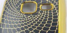 قاب محافظ ژله ای رنگ طلایی لاکچری برای سامسونگ Samsung Galaxy J1 mini
