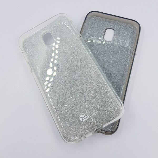 قاب ژله ای اکلیلی گوشی سامسونگ Samsung J3 pro