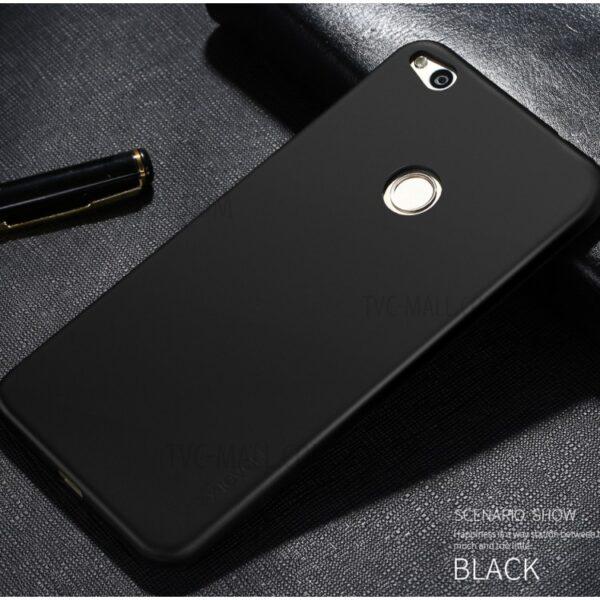 Huawei Honor 8 Lite کاور ژله ای مشکی هواوی انر 8 لایت