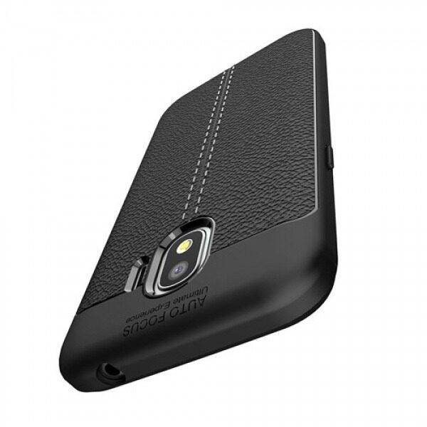 قاب ژله ای طرح چرم سامسونگ J250 Auto Focus Jelly Case Samsung Galaxy J2 Pro 2018
