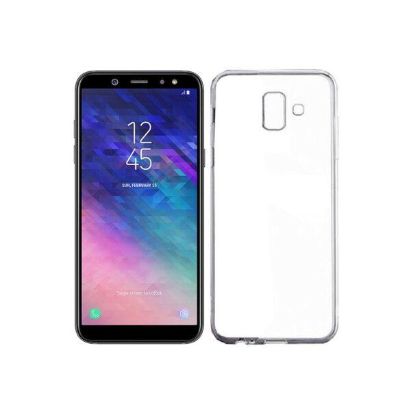 قاب ژله ای شفاف گوشی سامسونگ Samsung Galaxy A6 2018