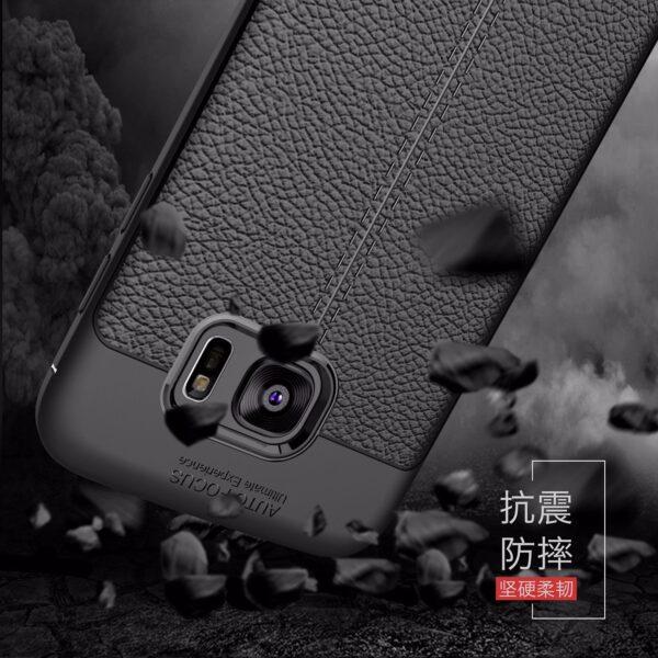 قاب ژله ای گوشی سامسونگ Auto Focus Case Samsung Galaxy S7 Edge