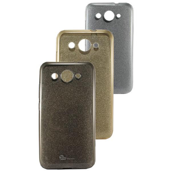 قاب ژله ای اکلیلی REXER Sparkle Samsung J7 Prime