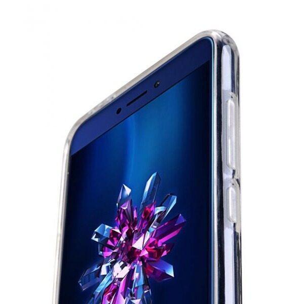 قاب ژله ای پشت طلقی شفاف Clear Case Huawei Honor 8 Lite 2017