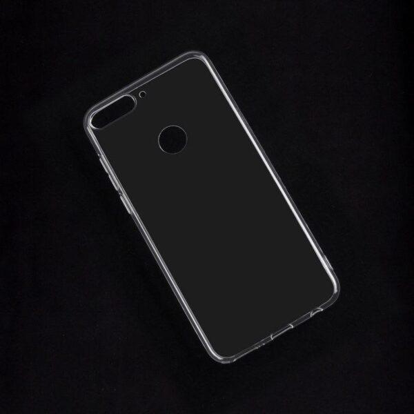 قاب ژله ای گوشی Huawei Y7 Prime 2018 مدل Clear TPU