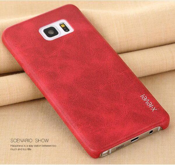 قاب چرمی X-Level Leather Case for Samsung Galaxy Note 5