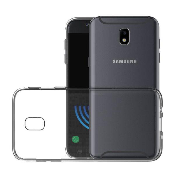 گارد ژله ای پشت طلقی شفاف Samsung Galaxy J330/ J3 Pro