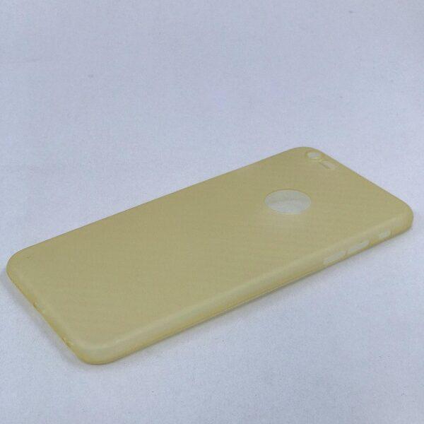 قاب محافظ نازک و ظریف اپل  Apple iphone 6 plus قاب رنگ سفید و رز گلد ایفون 6 پلاس