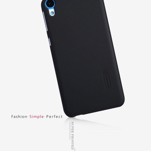 قاب محافظ نیلکین Nillkin اصلی رنگ مشکی برای HTC Desire 820
