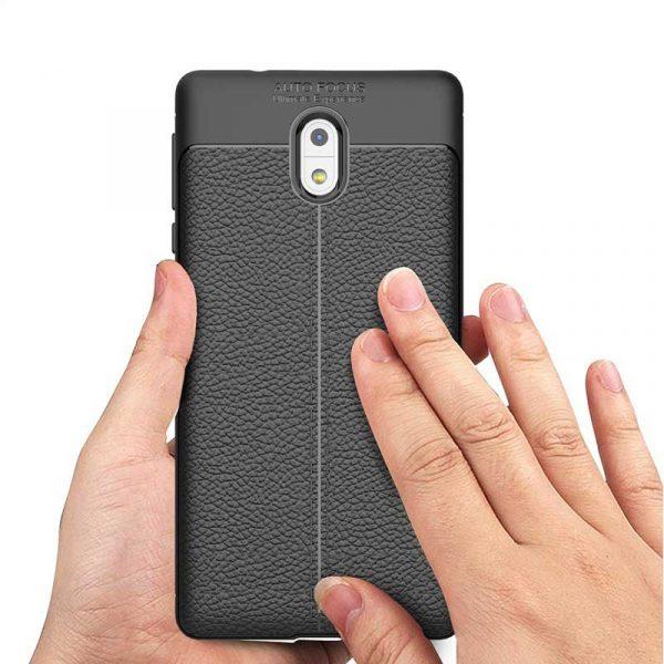 قاب ژله ای گوشی نوکیا Auto Focus Case Nokia 3