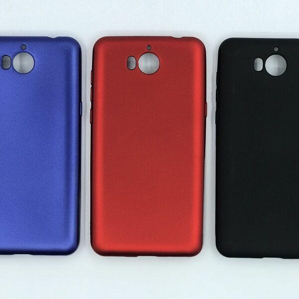 قاب Y5 2017 کاور محافظ رنگی گوشی هواوی وای 5 2017 مناسب Huawei y5 2017