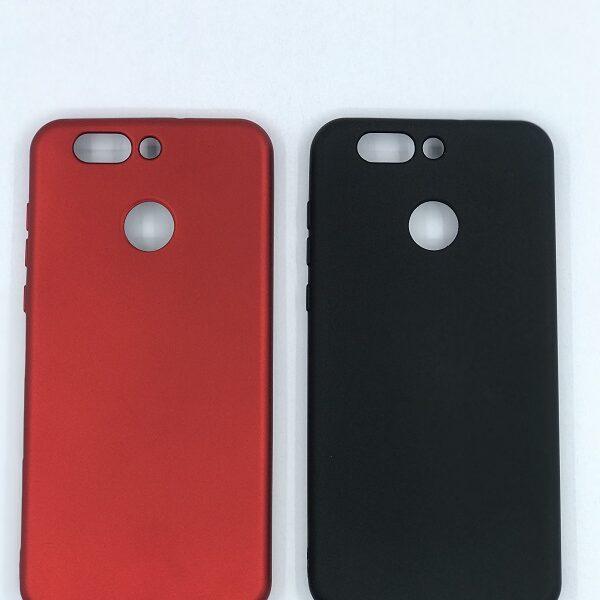 کاور ژله ای رنگی برای Soft Jelly Huawei Nova 2 Plus