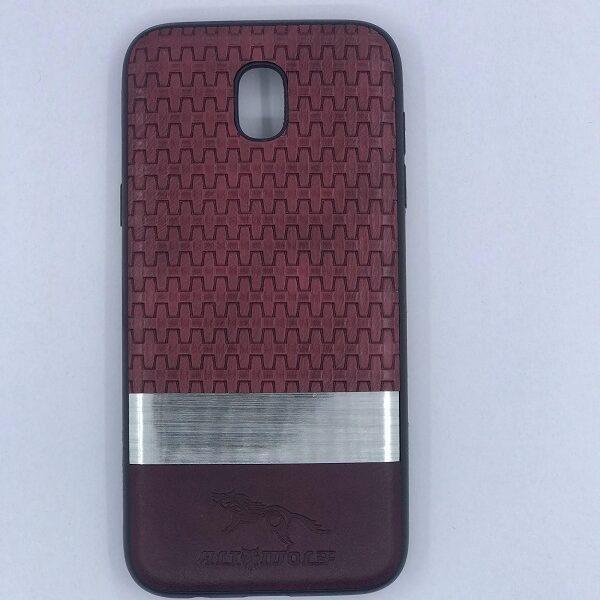 کاور قاب محکم برای سامسونگ Samsung Galaxy J5 pro مدل گرگ wolf