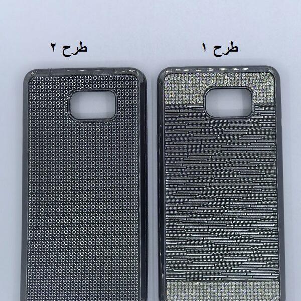 قاب گوشی موبایل نوت 5 سامسونگ طرح لاکچری نقره ای برای سامسونگ  Samsung Note 5