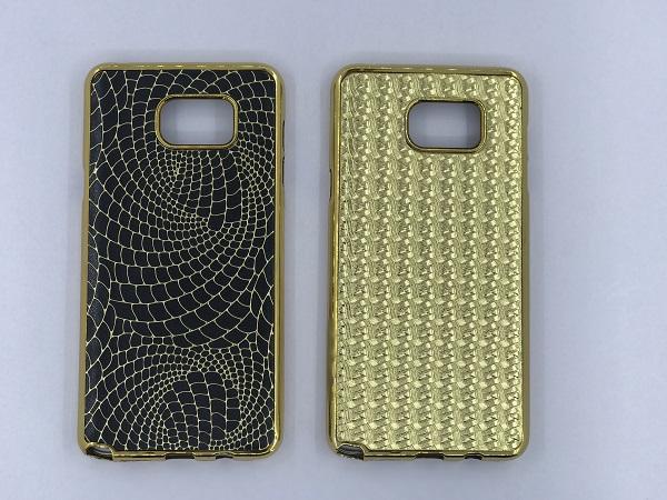 قاب گوشی موبایل نوت 5 سامسونگ طرح لاکچری طلایی برای سامسونگ  Samsung Note 5