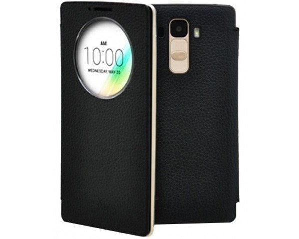 کیف چرمی اصلی ال جی Voia Skin Shield Quick Circle Case LG G4 Stylus