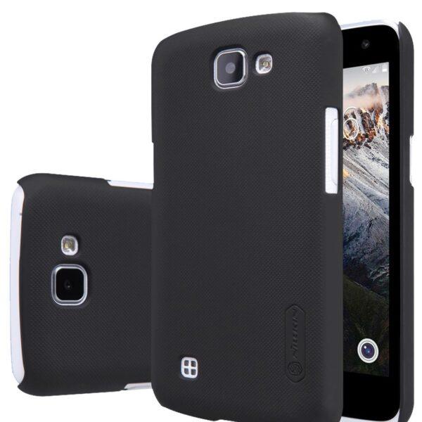 قاب اصلی نیلکین مشکی برای گوشی LG K4