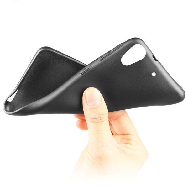 قاب محافظ ژله ای مشکی X-Level Guardian اصلی برای گوشی HTC Desire 626