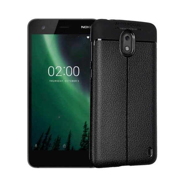 قاب محافظ ژله ای نوکیا TPU Case Nokia 2