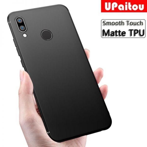 کاور ژله ای نرم مناسب گوشی هواوی وای 9 2019 Best cover fore Huawei Y9 2019 / Enjoy 9 Plus