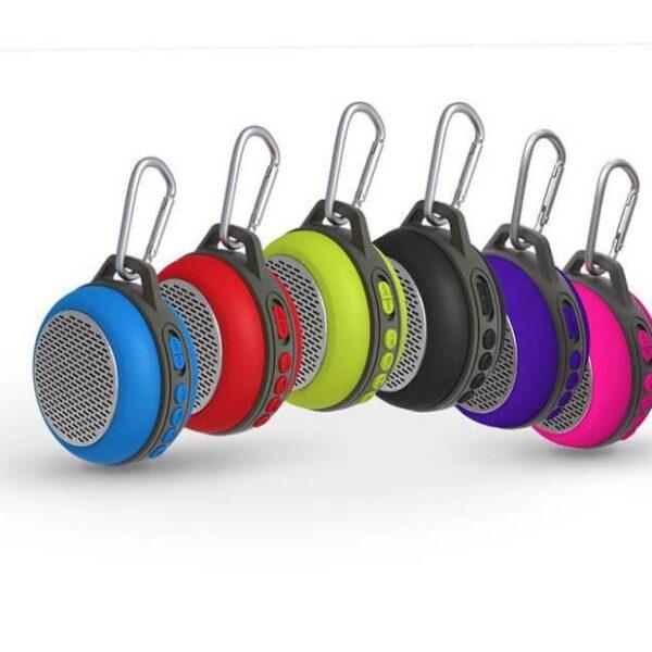 اسپیکر بلوتوث قابل حمل با کیفیت  Hiska B10 Bluetooth Speaker