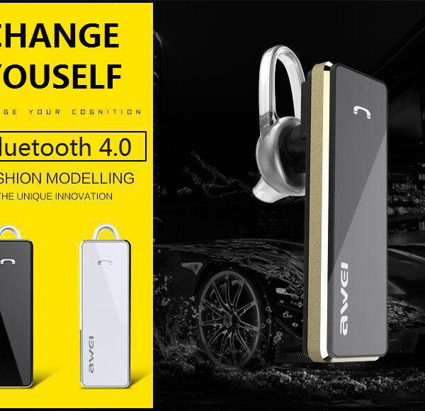هندزفری بلوتوثی اصلی برند آوی مدل Original Awei A850BL Bluetooth Handsfree