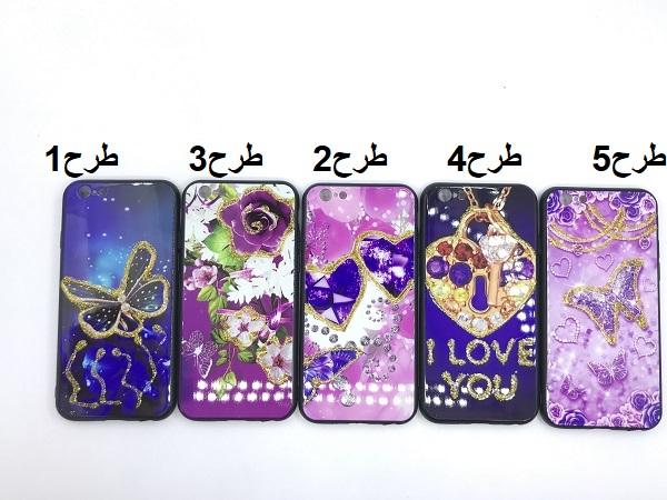 کاور قاب محافظ طرح دار دخترانه آیفون 6 اس اپل Best Girls Women case for Apple 6g iPhone 6s