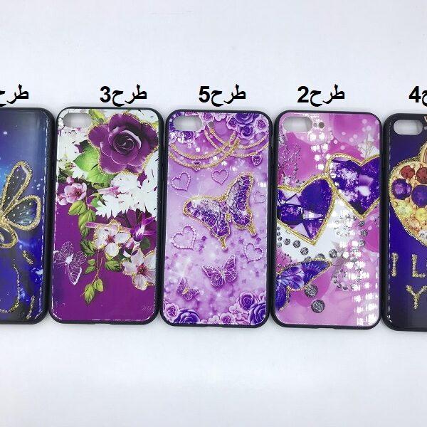 کاور قاب محافظ طرح دار دخترانه آیفون 7 پلاس اپل Best Girls Women case for Apple 7+ iPhone 8 plus