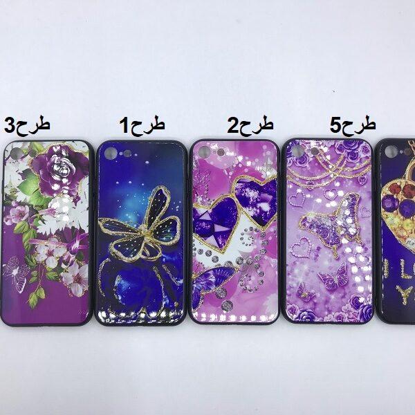 کاور قاب محافظ طرح دار دخترانه آیفون 7 اپل Best Girls Women case for Apple 7g iPhone 8