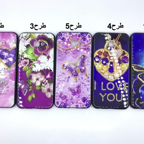 کاور قاب محافظ طرح دار دخترانه گلکسی جی 4 پلاس جی چهار کور سامسونگ Best Girls Women case for Samsung J4 core Galaxy J410/ J4 plus