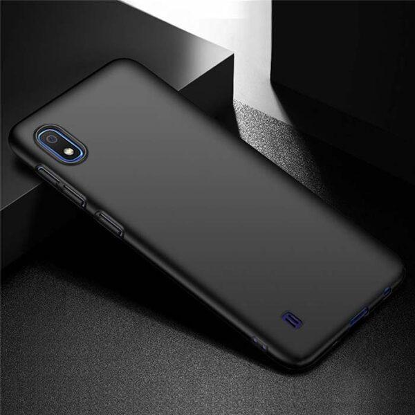 کاور ژله ای مشکی قاب محافظ گوشی سامسونگ ا Best cover for Samsung Galaxy a10 2019 10