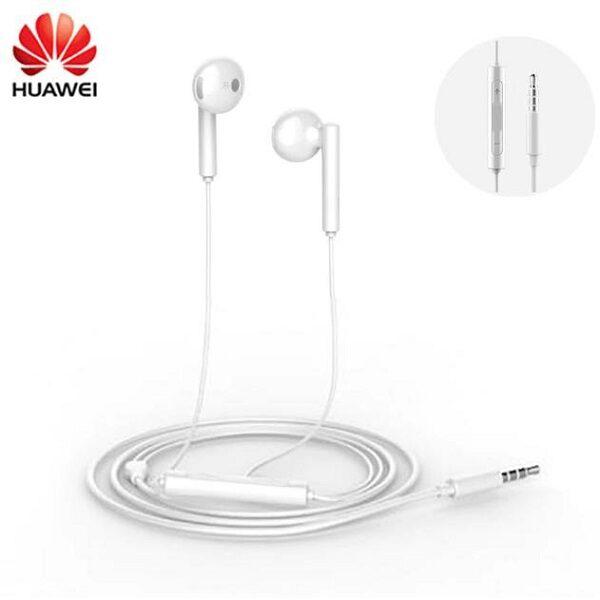 هندزفری اصلی هواوی هندزفری اورجینال مدل سرکارتنی سرجعبه Huawei Original Stereo Headset 0229 P8