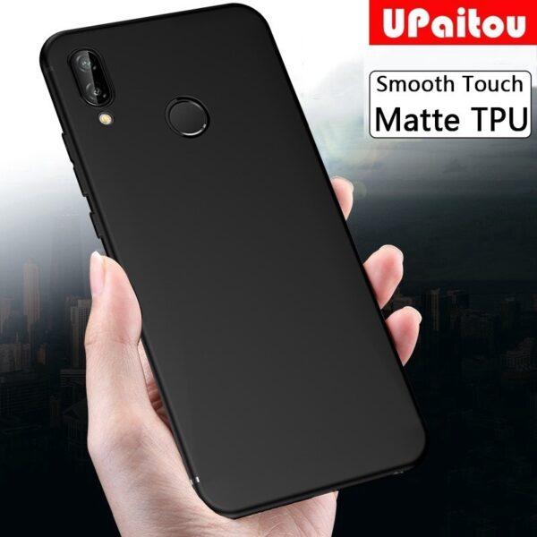 کاور ژله ای نرم مناسب گوشی هواوی نوا 3ای 2019 Best cover fore Huawei nova 3i / P Smart Plus
