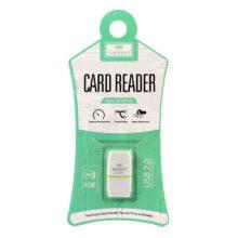 رم ریدر کارت خوان مموری ارلدام مدل میکرو Card reader Earldom ET-OT27 for Micro SD