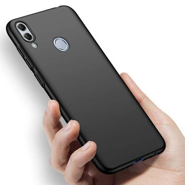 کاور ژله ای مشکی محافظ قاب هواوی پی اسمارت 2019هواوی آنر 10 لایت Best cover for Huawei p smart 2019/Honor 10 Lite
