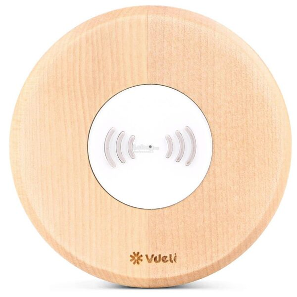 شارژر وایرلس Vdeli QI – 001 Wireless Charging Pad Wireless Charger for All Qi-Enabled Devices