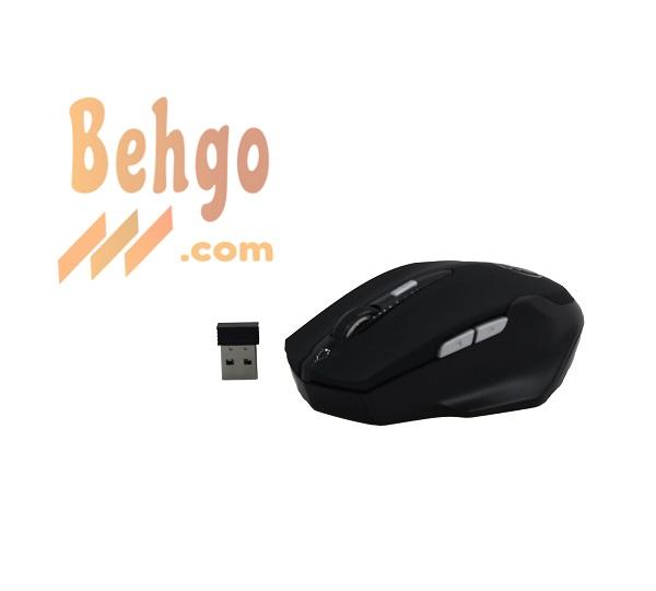 ماوس بی سیم یا موس بیسیم مناسب بازی های کامپیوتری best gaming mouse wireless mouse imice e-1900