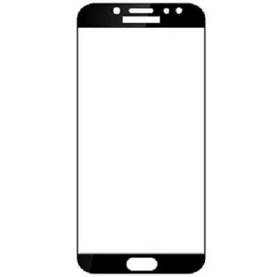 محافظ صفحه شیشه ای تمام صفحه گلس فول سامسونگ گلکسی جی7 پرو Full Glass Screen Protector For samsung galexy j7 pro