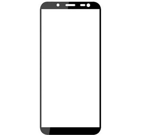 گلس گوشی سامسونگ جی 6 محافظ صفحه نمایش شیشه ای گلس گوشی سامسونگ گلکسی جی6 Glass Full Samsung Galaxy j6 2018