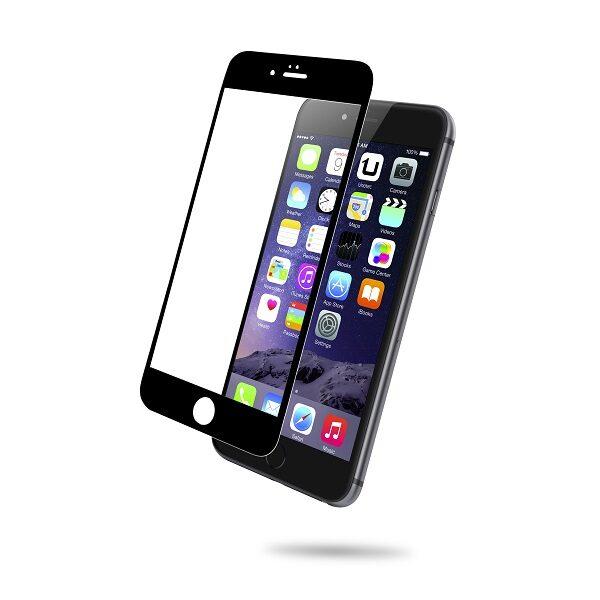 گلس ایفون 6 جی اپل 6 اس محافظ صفحه نمایش شیشه ای مناسب آیفون Full Cover glass Apple iPhone 6g/6s