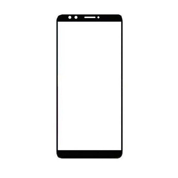گلس هواوی y72018 محافظ صفحه شیشه ای تمام صفحه گلس فول هواوی وای7 پرایم نووا 2 لایت Full Glass Screen Protector For Huawei Nova 2 Lite/Y7 Prime 2018