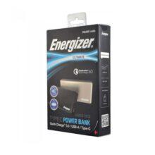 شارژر همراه اصلی انرجایزر مدل UE20015CQ پاور بانک با ظرفیت ۲۰۰۰۰ میلی آمپرساعت Power Bank Energizer UE20015CQ 20000mAh Quick Charge