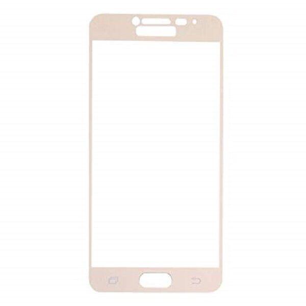 محافظ صفحه نمایش شیشه ای گلس گوشی سامسونگ گلکسی سی Glass Full Samsung Galaxy c5