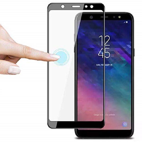 محافظ صفحه نمایش شیشه ای مناسب برای گوشی سامسونگ مدل جی 4 پلاس Samsung J4 Plus-J6plus-J4core