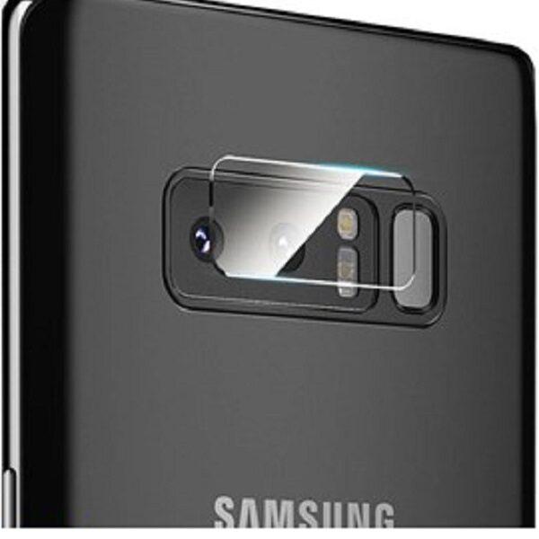 محافظ لنز دوربین نوت 8  Glass camera screen protector for samsung galexy note