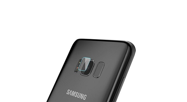 محافظ لنز دوربین اس 8 گلس لنز دوربین سامسونگ گلکسی اس 8 پلاس Glass camera screen protector for samsung galexy S8 plus