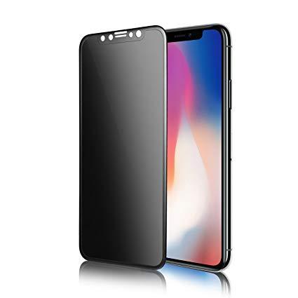 گلس پرایوسی ایفون 11 حریم شخصی اپل ایکس ار محافظ صفحه نمایش شیشه ای حریم خصوصی ایفون Privacy Glass for Apple iPhone Xr/11