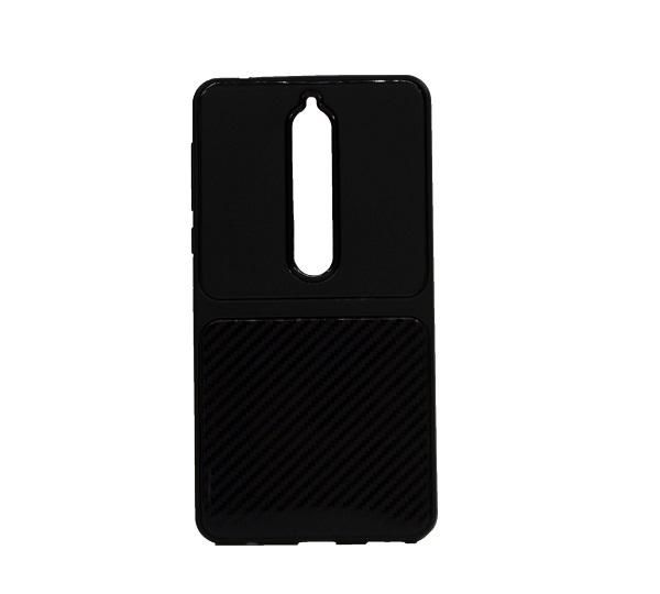 کاور گوشی موبایل نوکیا 6.1 محافظ Nokia 6.1 قاب گوشی موبایل Nokia6.1 نوکیا AutoFocus Jelly Case Nokia 6.1